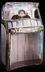 Model 2100 the Coin-op Jukebox