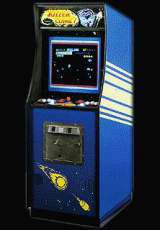 Killer Comet the Arcade Video Game