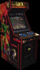 Killer Instinct 2 the  Arcade PCB