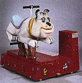 Dog the Coin-op Kiddie Ride