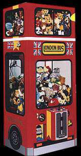 London Bus the  Redemption Game