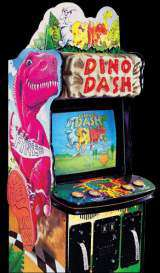 Dino Dash the  Redemption Game