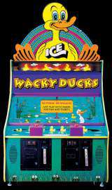 Wacky Ducks [2-Player model] the Coin-op Redemption Game