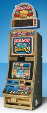 Monopoly - Free Spin Bonanza the  Slot Machine