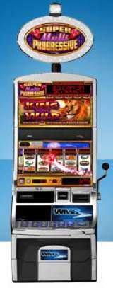 King of the Wild [Super Multi Progressive] the  Slot Machine