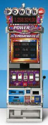 Power Spin [Powerball] the  Slot Machine