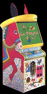 La Pinata the Coin-op Redemption game