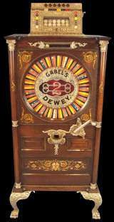 Gabel's 2-bits Dewey. the Slot Machine
