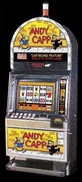 Andy Capp the  Slot Machine