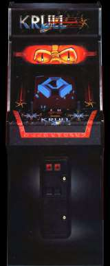 Krull [Model GV-105] the Arcade Video game