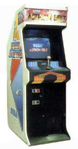 Astron Belt Arcade Video Game