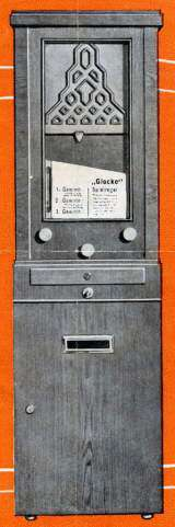 Glocke the Coin-op Vending Machine