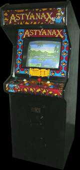 The Astyanax the  Arcade Video Game