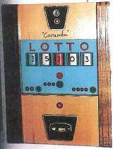 Caramba Lotto the  Slot Machine