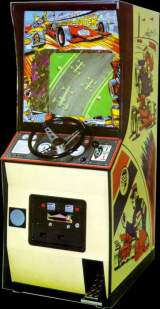 Laguna Racer [No. 622] the  Arcade Video Game