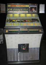 Model DS 160 the Coin-op Jukebox