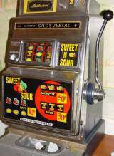 Sweet 'n Sour the  Slot Machine