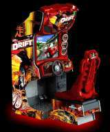 The Fast and the Furious Drift the  Arcade Video Game