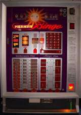Merkur Bingo the  Slot Machine