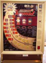 Merkur Rubin Komet the  Slot Machine