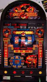 007 James Bond the  Slot Machine