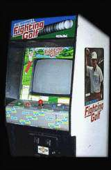 Lee Trevino's Fighting Golf the Arcade Video Game