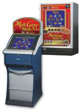 Multi Game Classic XL the  Slot Machine