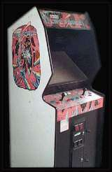 Lifeforce the Arcade Video Game