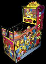 The Simpsons Kooky Carnival the Coin-op Redemption Game