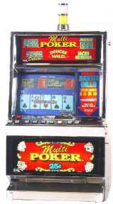 Multi Poker the  Slot Machine