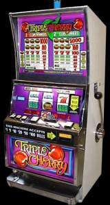 Triple Cherry [2-Coin Multiplier] the Slot Machine
