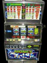Money Storm [Model 143A] the  Slot Machine