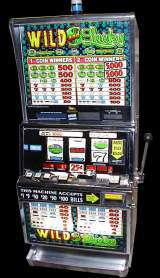 Wild and Lucky [2-Coin Multiplier] the  Slot Machine