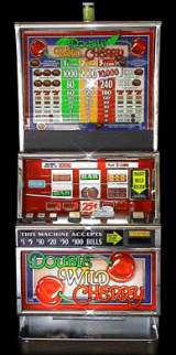 Double Wild Cherry [Model 195B] the Slot Machine