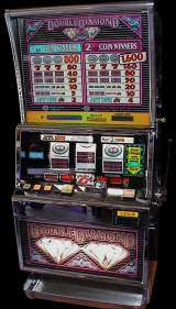 Double Diamond [2-Coin] [Model 126A] the  Slot Machine