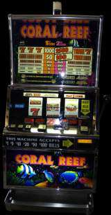 Coral Reef [Model 185A] the Slot Machine