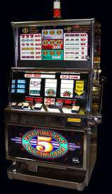 Five Times Pay [Model 242H] the Slot Machine