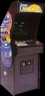 Lunar Lander the Arcade Video game