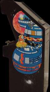 Lunar Lander the Arcade Video Game PCB