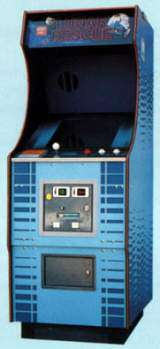 Lunar Rescue the Arcade Video Game