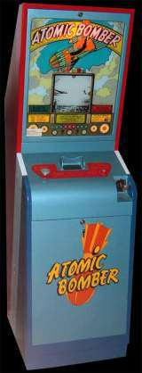 Atomic Bomber the Coin-op Misc. Game
