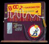 Booz Barometer the Coin-op Misc. Game
