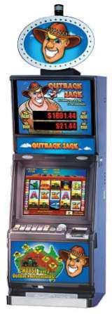 Outback Jack Slot Machine