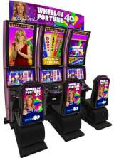 Wheel of Fortune 4D featuring Vanna White the Slot Machine