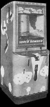 Super Bomber the Coin-op Misc. Game