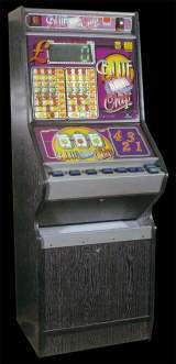 Blue Double Chip the  Slot Machine