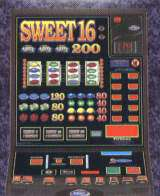 Sweet 16 the  Fruit Machine