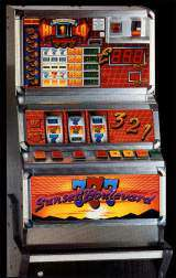 Sunset Boulevard 777 the  Fruit Machine