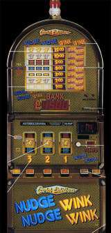 Nudge Nudge Wink Wink - Gold Edition the  Fruit Machine