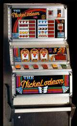 The Nickelodeon the Fruit Machine